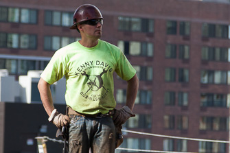 construction contractor photography
