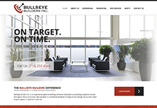 building contractor website