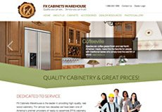 cabinet supplier website