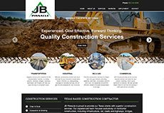 construction services website