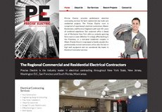 electric contractor website