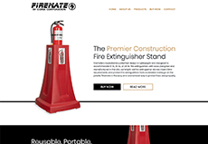 construction product website
