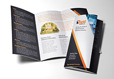 Industrial Manufacturing Brochure