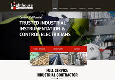 electrical contractor website