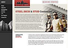 steel deck website