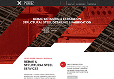 steel manufacturer website