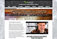 wood fabricator website